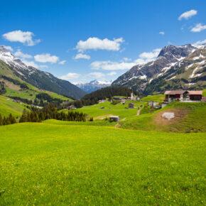 Spa & Spaß in den Alpen: 3 Tage im TOP 4* Resort in Hinterglemm mit Frühstück & Wellness ab 119€