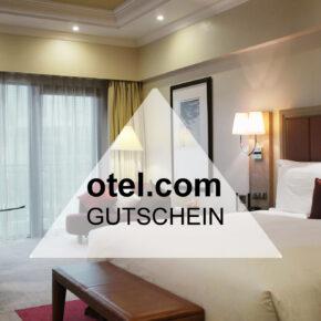 otel.com Gutschein - 5% bei der Hotelbuchung sparen