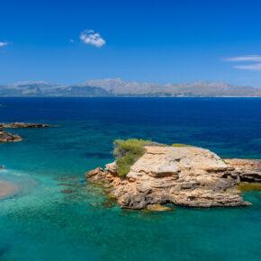 Frühbucher: 8 Tage Kreta im 4* All Inclusive Hotel mit Flug & Transfer nur 325€