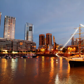 2021 nach Buenos Aires: 14 Tage Flüge hin & zurück nur 400€