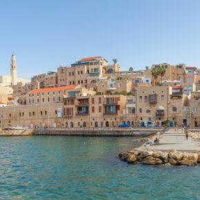 Tel Aviv über's Wochenende: 5 Tage in Israel mit Flug & Unterkunft nur 137€