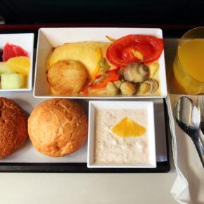 Verpflegung Air France - das gibt es an Board zu Essen & Trinken