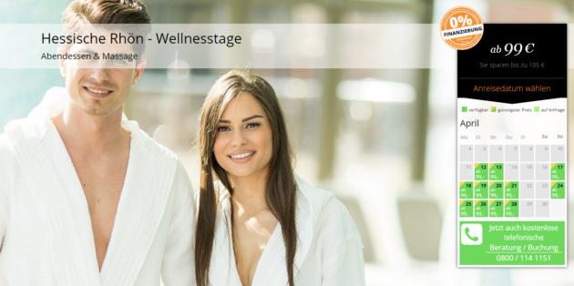 Röhn Wellness 3 Tage