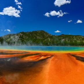 Günstige Hin- und Rückflüge ab Deutschland zum Yellowstone Nationalpark inkl. Gepäck nur 430 €