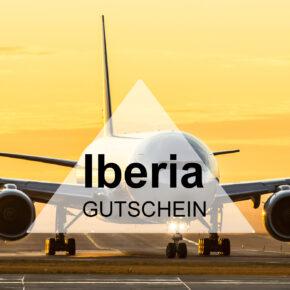 15% Iberia Gutschein - bei der Flugbuchung sparen