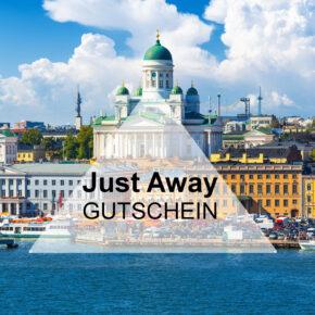 Just Away Gutschein: 40 € bei der Buchung sparen