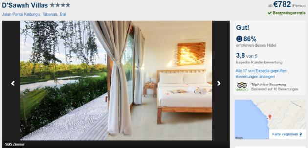 Bali Click und Mix