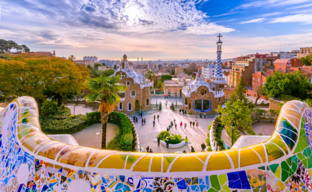 Barcelona Ausblick