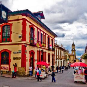 Südamerika Kracher: 10 Tage Kolumbien im guten 3* Hotel inkl. Frühstück, Flug & Gepäck nur 475 €