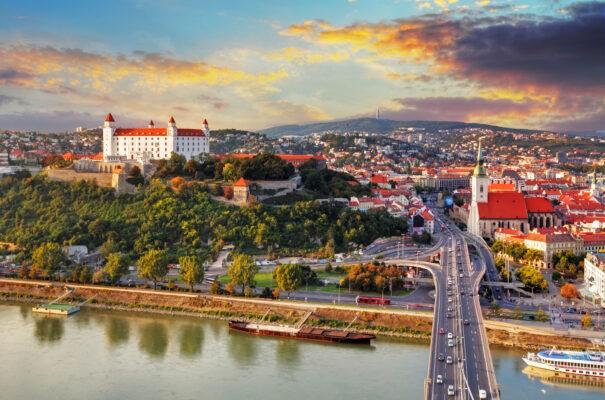 Bratislava Städtetrip
