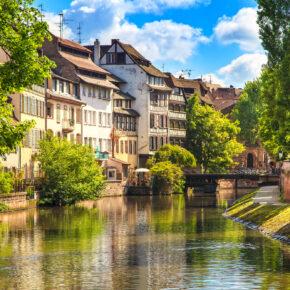 Urlaub an der Weinstraße: 2-4 Tage Elsass im TOP 3* Hotel inkl. Frühstück & 2 Flaschen Wein ab nur 39 €