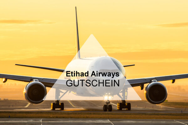 Etihad Airways GUtschein