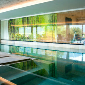 Hotel Fischer Brixen Indoor Pool