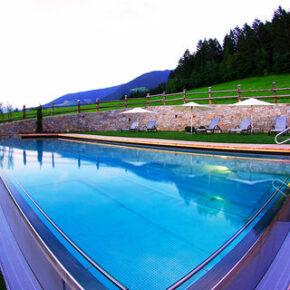Hotel Fischer Brixen Pool
