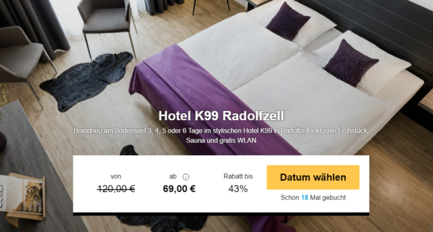 K99 Hotel am Bodensee