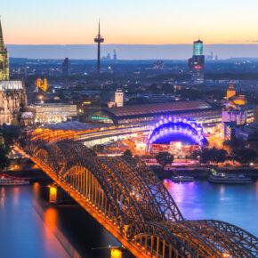Wochenendtrip Köln: 2 Tage im tollen 3* Hotel mit Frühstück nur 23€