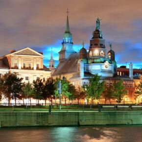 Kanada & Island in einem Trip: Hin- und Rückflüge nach Montreal mit 6 Tage in Reykjavik nur 334 €