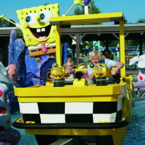 Movie Park SpongeBob Splash
