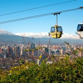 Error-Fare: Hin- und Rückflüge ab Deutschland nach Santiago de Chile nur 297 €