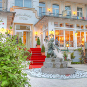 Seetelhotel Esplanade Garten