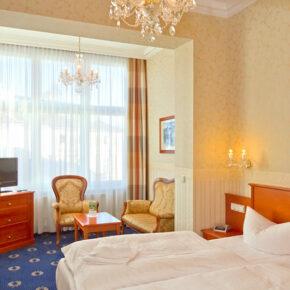 Seetelhotel Esplanade Zimmer