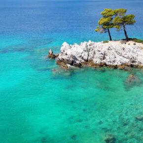 Griechenland: 7 Tage auf der Insel Skopelos mit Hotel & Flug nur 123€