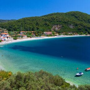 7 Tage auf der griechischen Insel Skopelos mit Hotel & Flug nur 149€