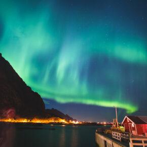 Einmal im Leben nach Spitzbergen: Flüge nach Longyearbyen hin & zurück nur 214 €