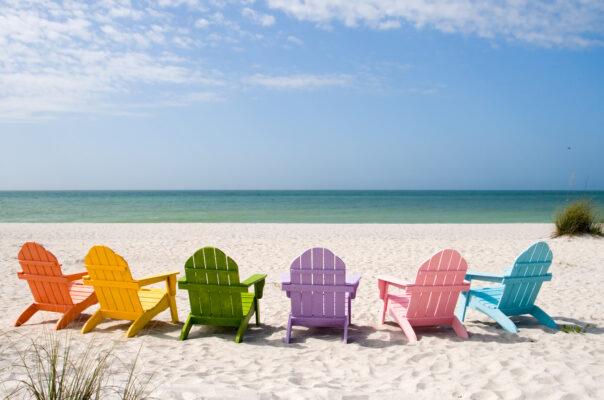 Strand Urlaub