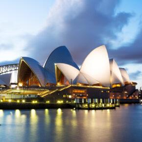 Abenteuer in Down Under: 25 Tage Rundreise durch Australien inkl. Flug ab Deutschland & Inlandsflügen nur 686 €