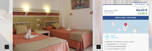 Teneriffa Hotel Schnäppchen