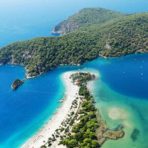 Luxus an der türkischen Riviera: 7 Tage im TOP 5* Hotel mit All Inclusive, Flug, Transfer & Zug nur 278€