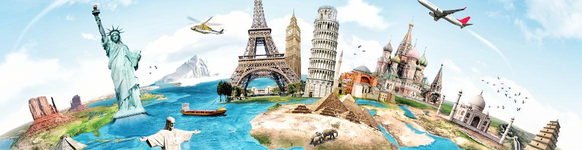Mega Hotel-Gutschein für 100 Hotels in 44 Städten in 13 Ländern nur 49 €