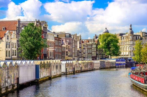Amsterdam Urlaubsschnäppchen