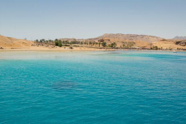 Ägypten Blaues Meer Urlaub