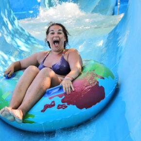 Kristall Palm Beach: Tageskarte für die Bade- & Saunalandschaft nur 14,95€