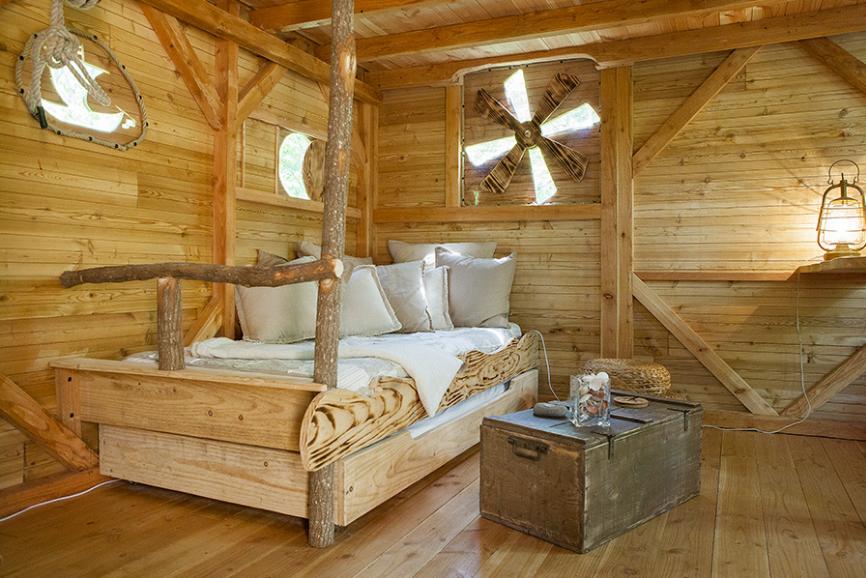 2 Tage Im Luxus Baumhaus In Frankreich Nur 82 Urlaubstracker De