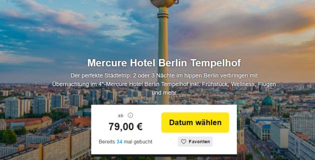 3 Tage Berlin Trip