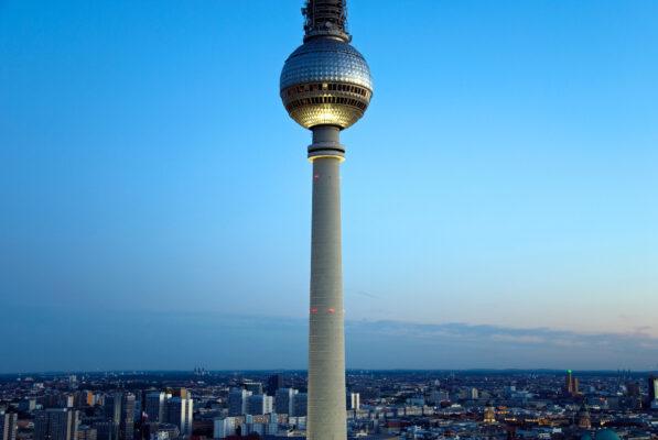 Berlin Skyline Kurztrip