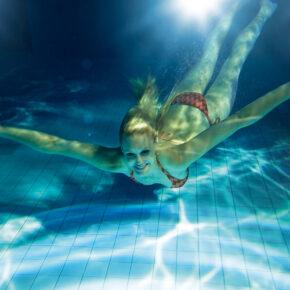 Claudius Therme Unterwasser