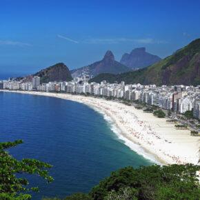 11 Tage Rio de Janeiro in sehr guter Unterkunft mit Frühstück & Flug nur 390€