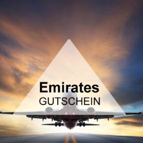Emirates Gutschein: 20€ bei der Flugbuchung sparen