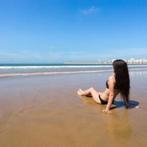 Sommerferien: 7 Tage Marokko im TOP 4* Hotel inkl. Halbpension, Flug & Transfer für 430€