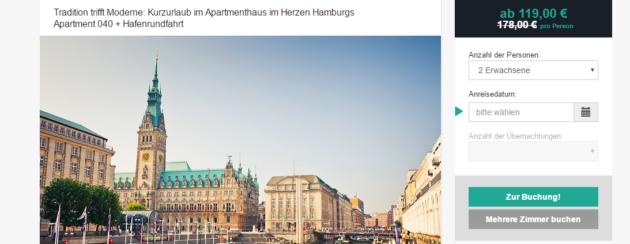 Hamburg Apartment 040