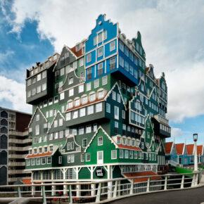 Amsterdam: 2 Tage im stylischen TOP 4* Hotel mit Wellness nur 36€
