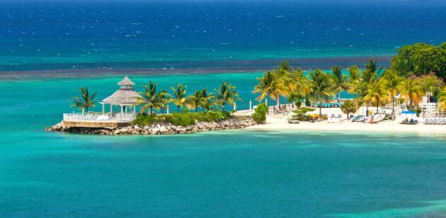 Ocho Rios in Jamaika