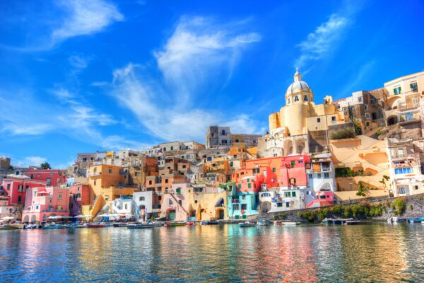 Procida Neapel