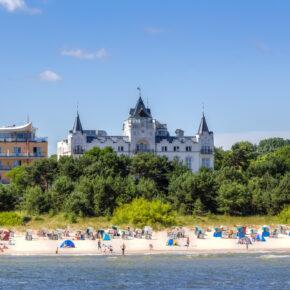 Luxus auf Usedom: 3 Tage Ostsee im 5* Hotel mit Halbpension light & Wellness ab nur 139 €