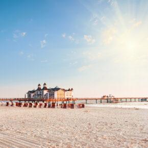 Ostsee-Luxus: 2 Tage im TOP 5* Hotel mit Frühstück, Wellness & Extras nur 94€