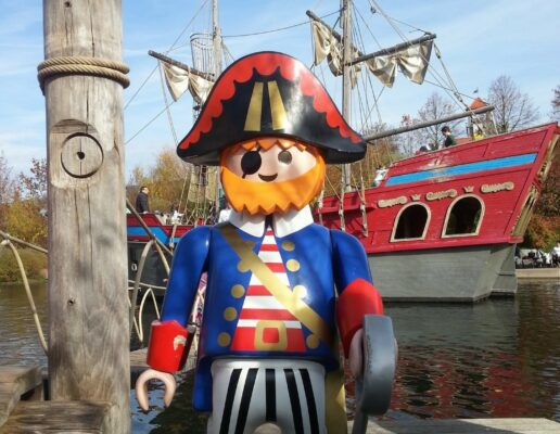 Playmobil Funpark Piratenschiff